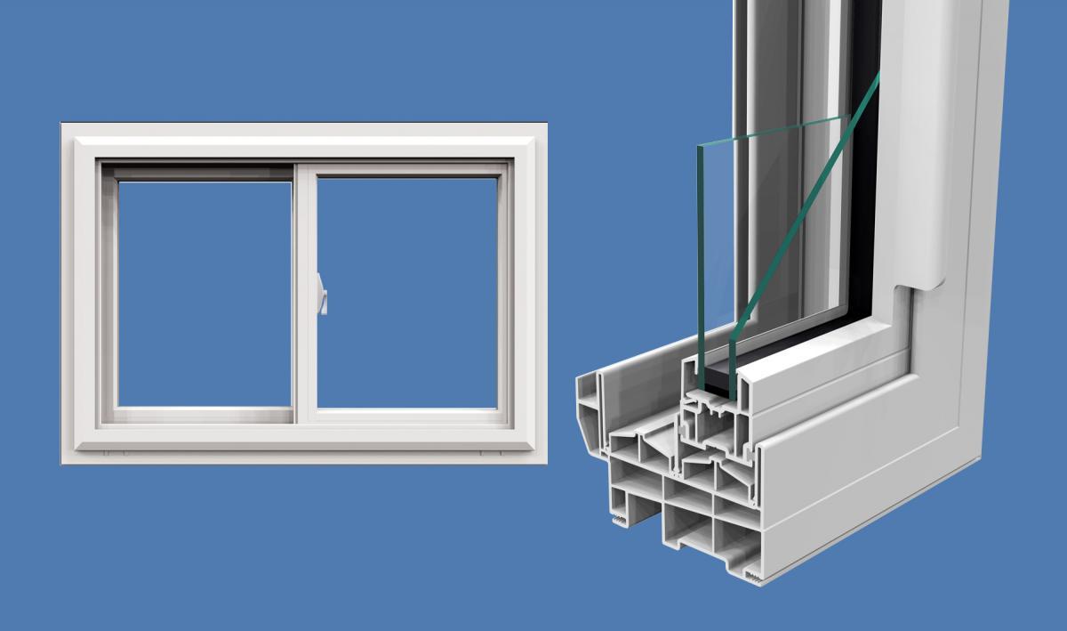 Crusader Elite Slider Window Northeast Building Products
