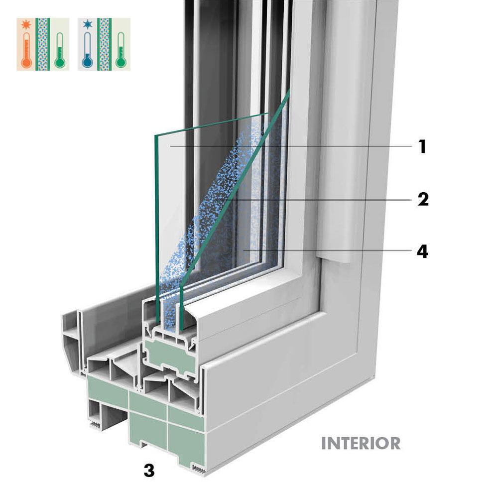 Crusader Slider Window Northeast Building Products