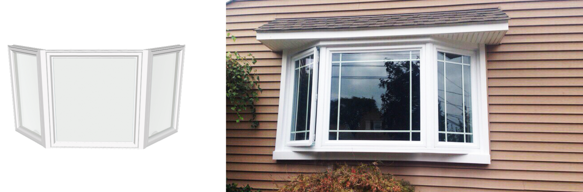 Replacement Bay & Bow Windows | Northeast Building Products