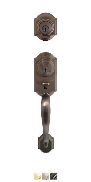 montara black singles Kwikset montara keyed entry door handleset with smartkey schlage latitude 1-5/8-in to 1-3/4-in matte black single cylinder lever entry door interior handle.